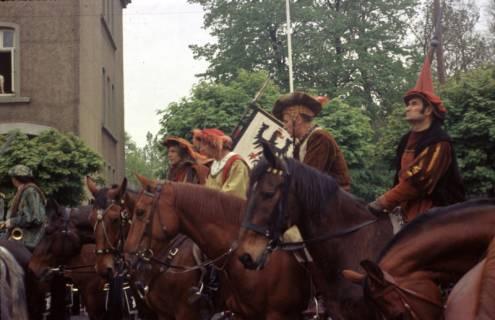 ARH Slg. Fritsche 14, Biertreck von Einbeck nach Lübeck, Burgdorf, 1972