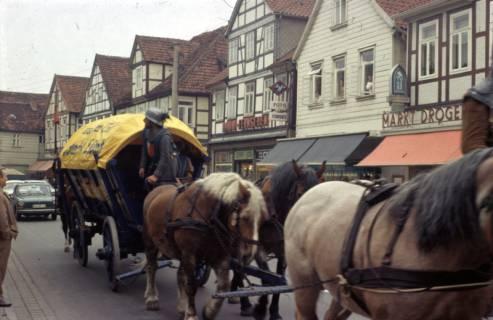 ARH Slg. Fritsche 16, Biertreck von Einbeck nach Lübeck, Burgdorf, 1972