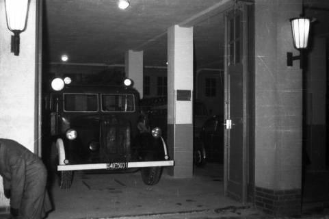 ARH Slg. Fritsche 29, Feuerwache in der Schmiedestraße, Burgdorf, vor 1956