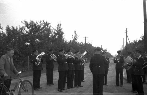 ARH Slg. Fritsche 38, Feuerwehrübung, Burgdorf, vor 1956