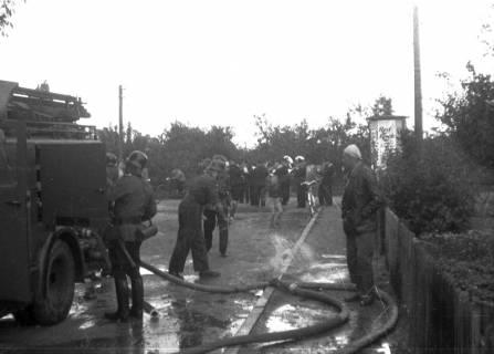 ARH Slg. Fritsche 44, Feuerwehrübung, Burgdorf, ohne Datum