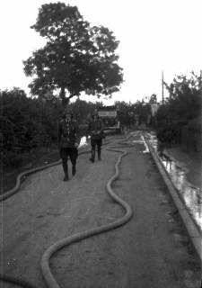 ARH Slg. Fritsche 45, Feuerwehrübung, Burgdorf, ohne Datum