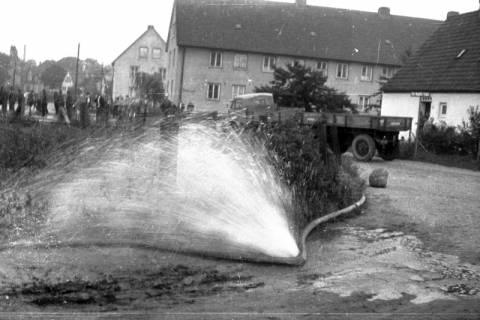 ARH Slg. Fritsche 49, Feuerwehrübung, Burgdorf, ohne Datum