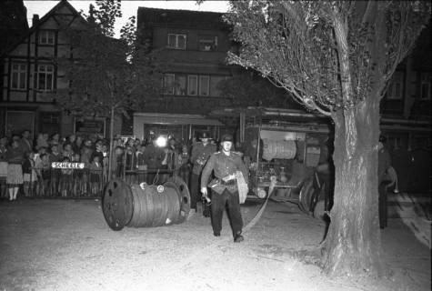 ARH Slg. Fritsche 51, Feuerwehrübung, Burgdorf, ohne Datum