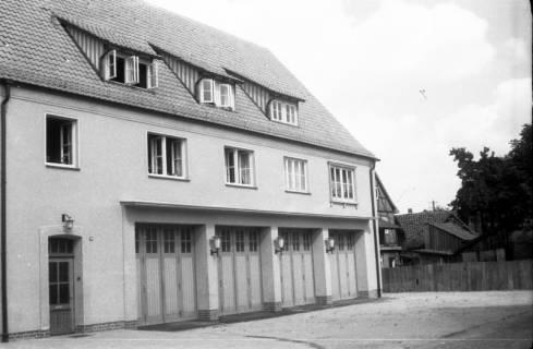 ARH Slg. Fritsche 57, Feuerwache in der Schmiedestraße, Burgdorf, ohne Datum