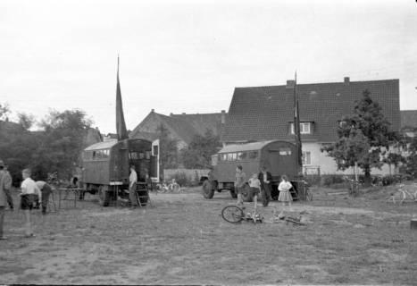 ARH Slg. Fritsche 59, Werbeschau der Bundeswehr auf dem Schützenplatz, Burgdorf, zwischen 1965/1970