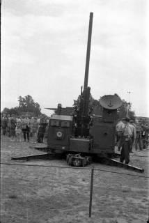 ARH Slg. Fritsche 66, Werbeschau der Bundeswehr auf dem Schützenplatz, Burgdorf, ohne Datum