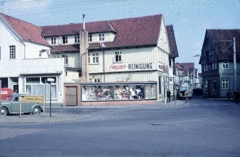 ARH Slg. Fritsche 71, Marktstraße Ecke Bahnhofstraße, Burgdorf, ohne Datum