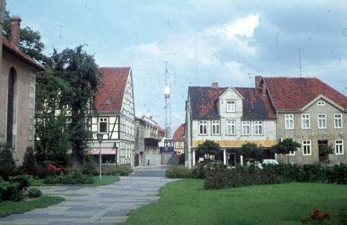 ARH Slg. Fritsche 74, Spittaplatz mit Blick in die Louisenstraße, Burgdorf, ohne Datum