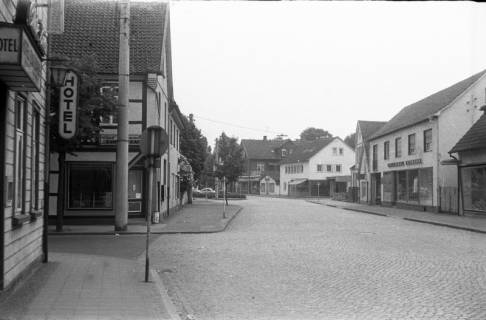 ARH Slg. Fritsche 78, Bahnhofstraße mit Blick in Richtung Marktstraße, Burgdorf, ohne Datum