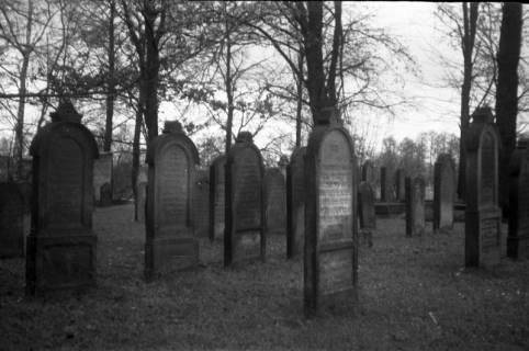 ARH Slg. Fritsche 154, Jüdischer Friedhof in der Uetzer Straße, Burgdorf, ohne Datum