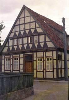ARH Slg. Fritsche 160, Fachwerkgebäude, Burgdorf, ohne Datum