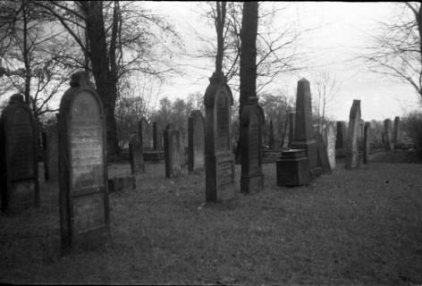 ARH Slg. Fritsche 161, Jüdischer Friedhof in der Uetzer Straße, Burgdorf, ohne Datum