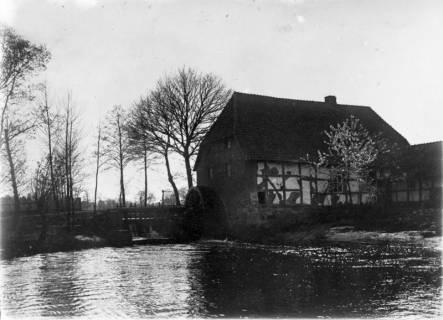 ARH Slg. Grabenhorst 3, Wassermühle in Laderholz?, vor 1924
