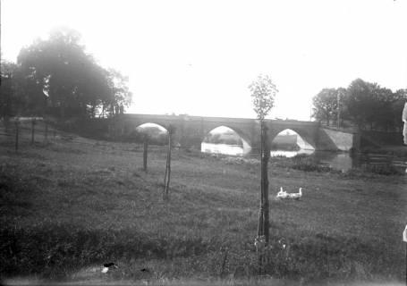 ARH Slg. Grabenhorst 7, Löwenbrücke, Neustadt a. Rbge., vor 1924