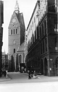 ARH Slg. Janthor 0002, Marktkirche, Hannover, 1943