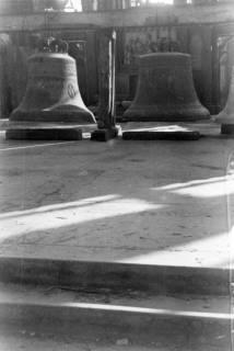 ARH Slg. Janthor 0014, Glocken der Marktkirche, Hannover, 1945