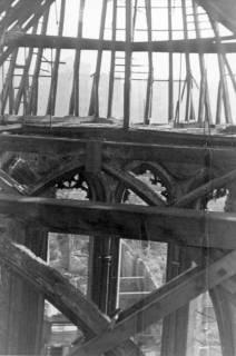 ARH Slg. Janthor 0015, Marktkirche, Hannover, 1945