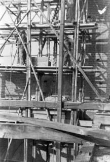 ARH Slg. Janthor 0027, Wiederaufbau der Marktkirche, Hannover, 1947