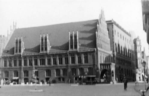 ARH Slg. Janthor 0033, Altes Rathaus, Hannover, 1943