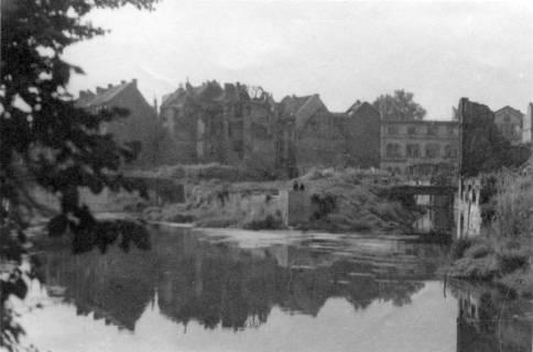 ARH Slg. Janthor 0063, Leineinsel, Hannover, 1945