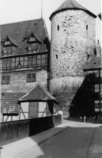 ARH Slg. Janthor 0075, Beginenturm, Hannover, 1943