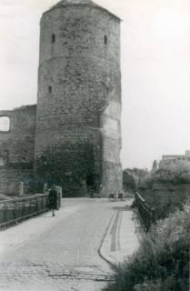 ARH Slg. Janthor 0076, Beginenturm, Hannover, 1945
