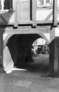 ARH Slg. Janthor 0100, Hinterhof am Reithof, Hannover, 1943