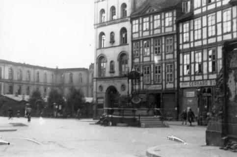 ARH Slg. Janthor 0126, Holzmarkt, Hannover, 1944