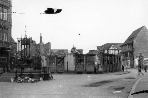 ARH Slg. Janthor 0134, Burgstraße 42, Hannover, 1944