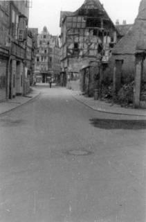 ARH Slg. Janthor 0152, Kramerstraße, Hannover, 1945