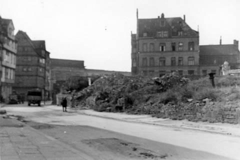 ARH Slg. Janthor 0155, Burgstraße, Hannover, 1945
