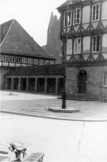 ARH Slg. Janthor 0157, Am Ballhof, Hannover, 1945