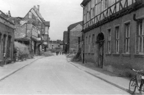 ARH Slg. Janthor 0159, Burgstraße, Hannover, 1945