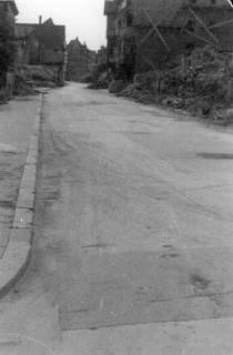 ARH Slg. Janthor 0161, Burgstraße, Hannover, 1945