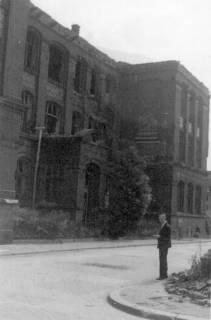 ARH Slg. Janthor 0163, Bürgerschule, Hannover, 1945