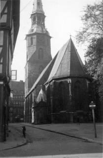ARH Slg. Janthor 0164, Kreuzkirche, Hannover, 1943