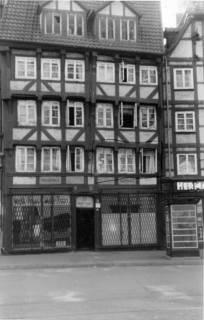 ARH Slg. Janthor 0168, Schmiedestraße 21, Hannover, 1943