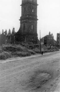 ARH Slg. Janthor 0170, Ägidienkirche, Hannover, 1947