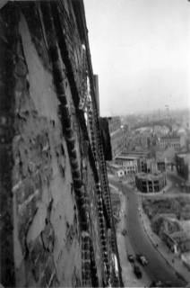 ARH Slg. Janthor 0175, Blick von der Marktkirche, Hannover, 1949