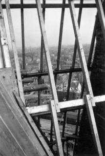 ARH Slg. Janthor 0179, Wiederaufbau der Marktkirche, Hannover, 1949