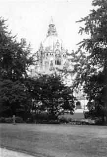 ARH Slg. Janthor 0192, Neues Rathaus, Hannover, 1943