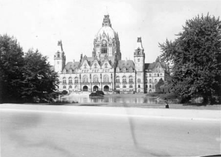 ARH Slg. Janthor 0194, Neues Rathaus, Hannover, 1943