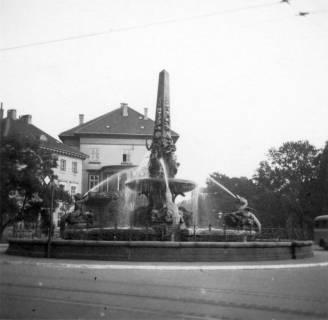 ARH Slg. Janthor 0201, Brunnen der Flusswasserkunst, Hannover, vor 1945