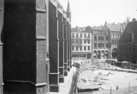 ARH Slg. Janthor 0204, Am Markte, Hannover, vor 1945
