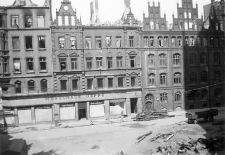 ARH Slg. Janthor 0205, Am Markte, Hannover, vor 1945