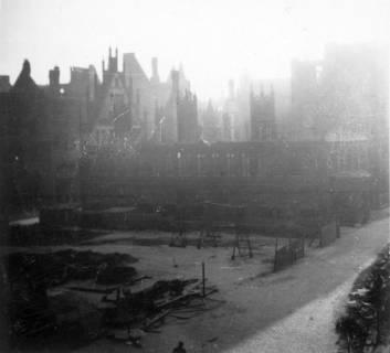 ARH Slg. Janthor 0206, Am Markte, Hannover, vor 1945