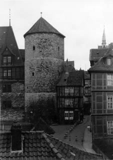 ARH Slg. Janthor 0220, Beginenturm, Hannover, vor 1944
