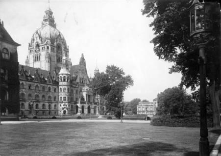ARH Slg. Janthor 0221, Neues Rathaus, Hannover, vor 1944
