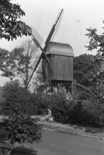 ARH Slg. Janthor 0236, Bockwindmühle am Annateich, Kleefeld, 1943